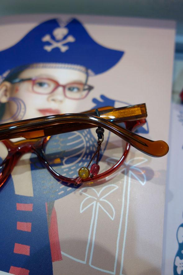 lunettes enfant Tête à lunettes