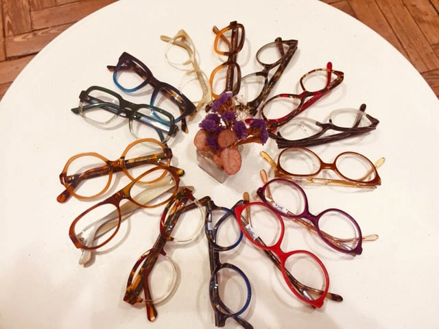 lunettes sur mesure Schnuchel bordeaux