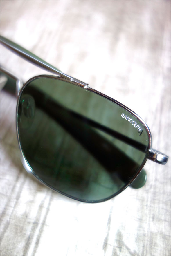 lunettes aviateur Randolph